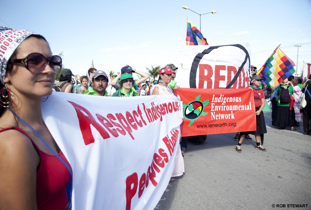 COP 16 in Mexico
