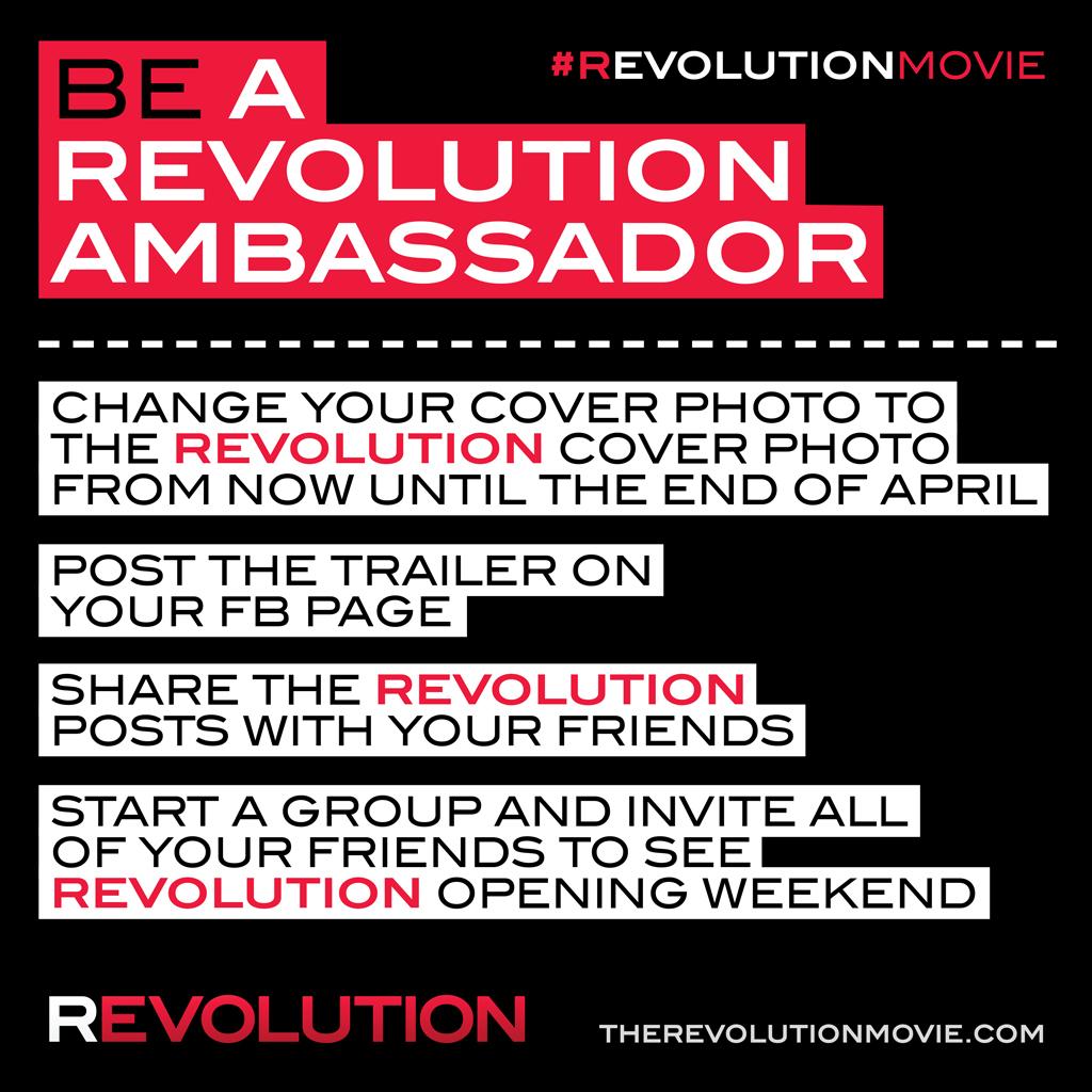 Be a Ambassador