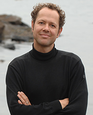 Dr. Boris Worm, Marine Research Ecologist, Dalhousie University