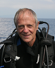 Dr. Charlie Veron, Coral Specialist