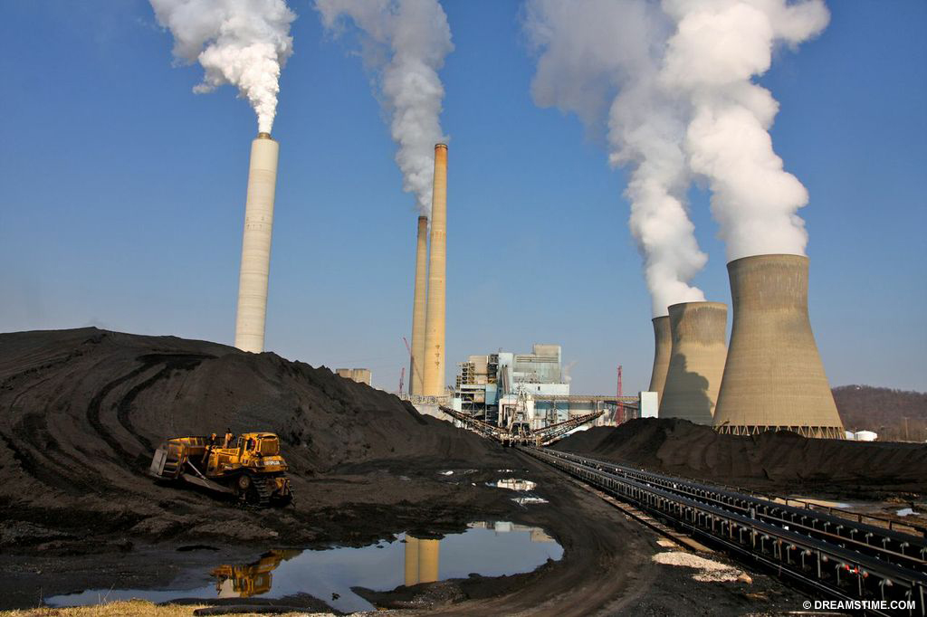 There are approximately 2300 coal-fired power stations worldwide.