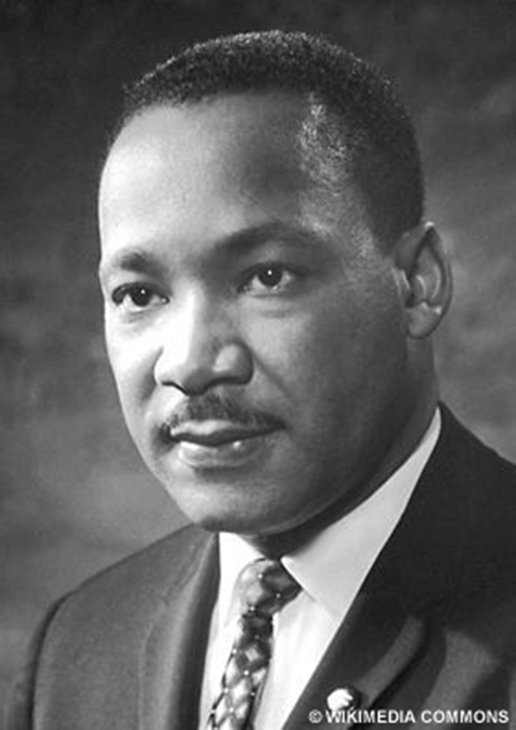 Martin Luther King Jr. was awarded the Nobel Peace Prize in 1964