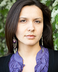Melina Laboucan-Massimo, Climate and Energy Campaigner, Greenpeace Canada