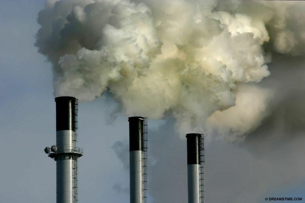 Global carbon in atmosphere from human activities equals 4 billion tonnes per year