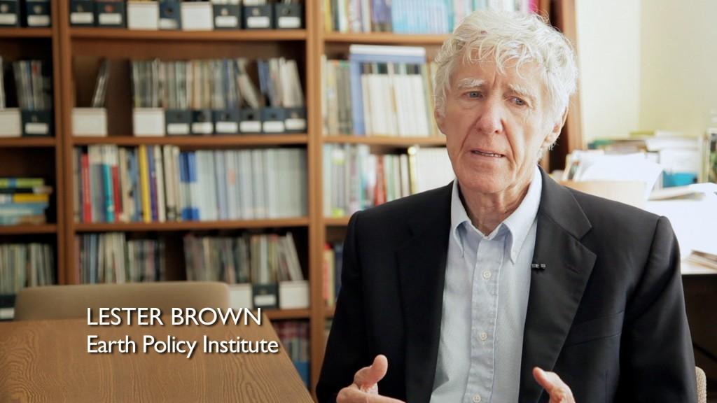 Lester Brown