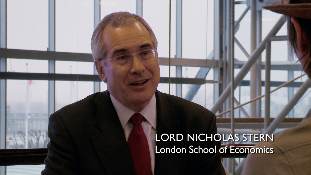 Lord Nicholas Stern