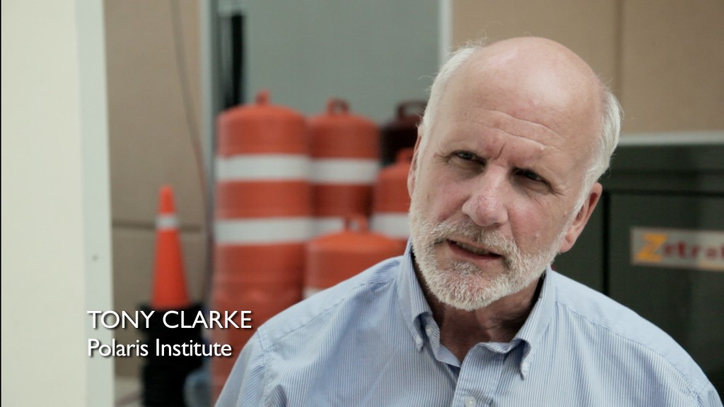Tony Clarke
